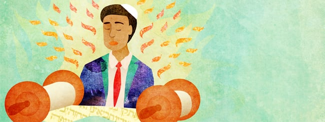 A Mother's Reflections as Her Son Becomes a Bar Mitzvah