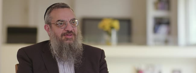 Meet the Rabbi Who Donated a Kidney to a Total Stranger