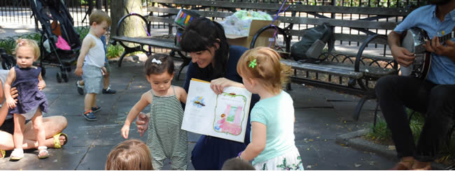 Preschool in Brooklyn Heights Park Provides First Jewish Contact