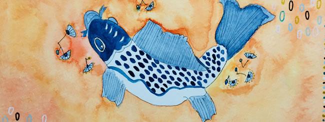 Art: Fish for Adar