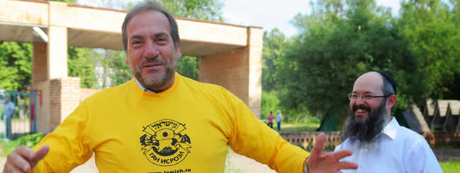 Rabbi Yechiel Eckstein, 67, 'A Warm Heart' Who Supported Jewish Causes Worldwide