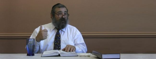 Daily Classes With Rabbi Gordon