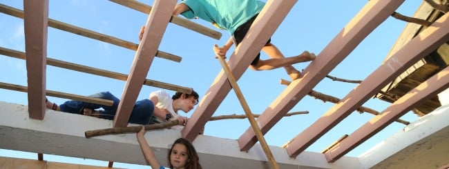 Sukkah Building Basics From the Inside Out